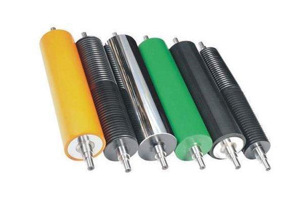M. S. Polished Roller Supplier